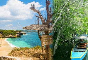 タビナカレンボンガン島バリ島400-2