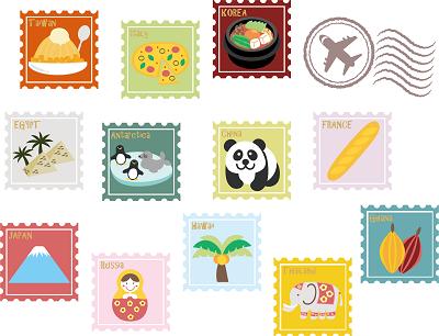 記念切手切手通販400。記念切手,切手,通販,外国切手,日本切手,パケット