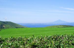 北海道夏ドライブ絶景穴場