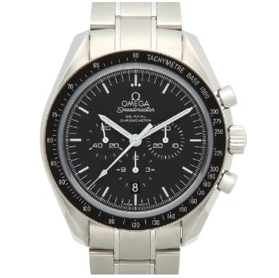 オメガサブスク時計レンタルカリトケスピードマスタームーンウォッチ400高級腕時計のサブスクレンタルカリトケ