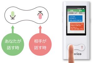 翻訳機ペリコ、Pericoの特徴、口コミ、評判を簡単にまとめています。音声翻訳機ペリコは多言語対応の双方向型翻訳機端末で、見やすい画面と簡単な操作、高い翻訳精度で海外旅行やビジネスの使用だけではなく、子供の語学学習でも便利です。ペリコ翻訳機口コミ評判